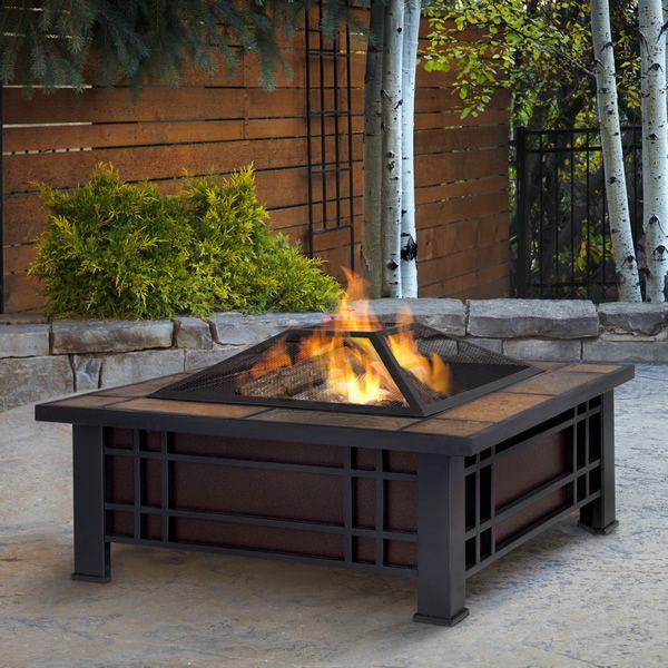 Morrison Wood Burning Fire Pit image number 0