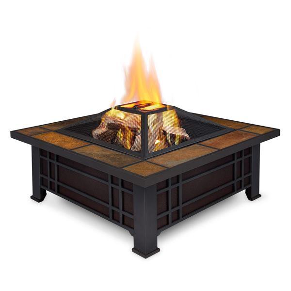 Morrison Wood Burning Fire Pit image number 1