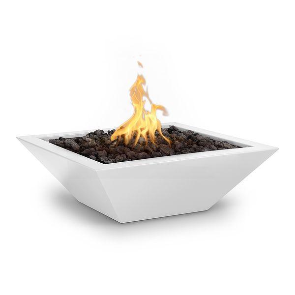 Maya Powder Coat Steel Fire Bowl image number 0