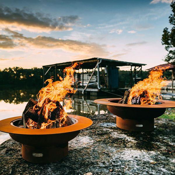 Magnum Wood Burning Fire Pit image number 2