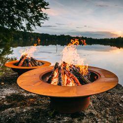 Magnum Wood Burning Fire Pit