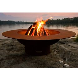 Magnum Wood Burning Fire Pit