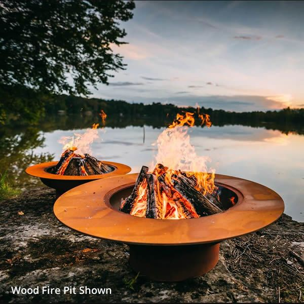 Magnum Gas Fire Pit image number 0