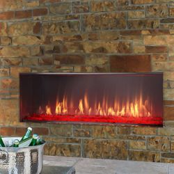 Majestic Lanai Outdoor Gas Fireplace - 51""