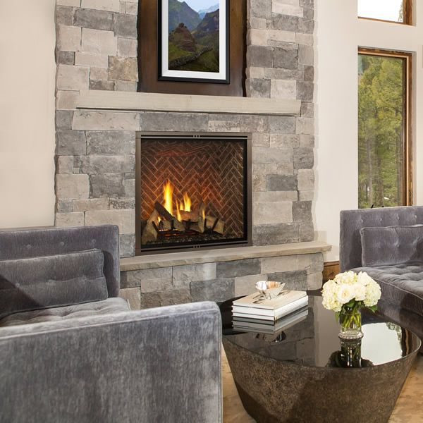 """Majestic Marquis II Direct Vent Gas Fireplace - 42"""" image number 0"""