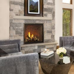 """Majestic Marquis II Direct Vent Gas Fireplace - 42"""""""