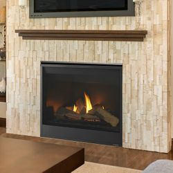 """Majestic Meridian Direct Vent Gas Fireplace - 36"""""""