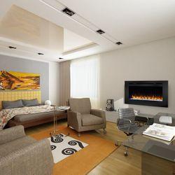 "Majestic SimpliFire Allusion Electric Fireplace - 40"""