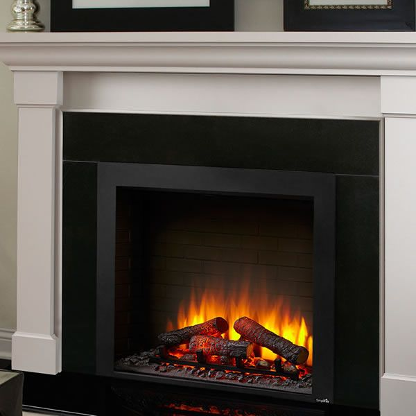 "Majestic SimpliFire Electric Fireplace Insert - 30"" image number 0"