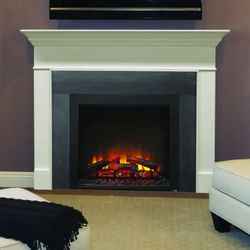 "Majestic Simplifire Built-In Electric Fireplace - 36"""