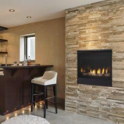 """Majestic Quartz Direct Vent Gas Fireplace - 32"""""""
