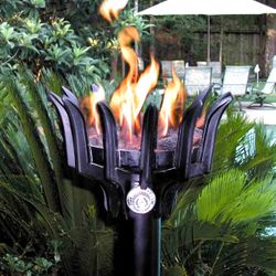 Malumai Gas Tiki Torch