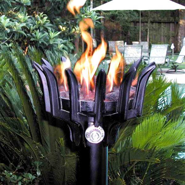 Malumai Gas Tiki Torch image number 0