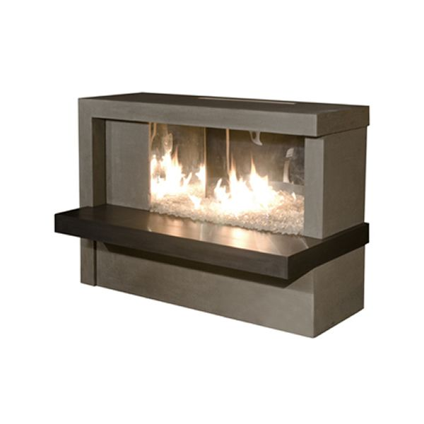 Manhattan Linear Outdoor Gas Fireplace image number 1