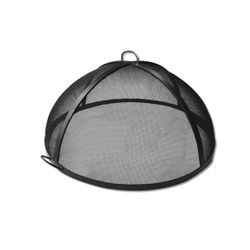 Master Flame Round Fire Pit Screen