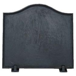 Medium Black Cast Iron Fireback