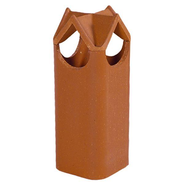 Sandkuhl Medium Dry Top Clay Chimney Pot image number 0
