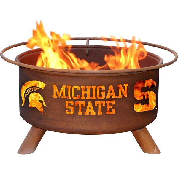 Michigan State Fire Pit image number 0