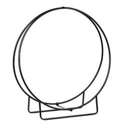"""48"""" Knock-Down Tubular Steel Hoop Wood Holder"""