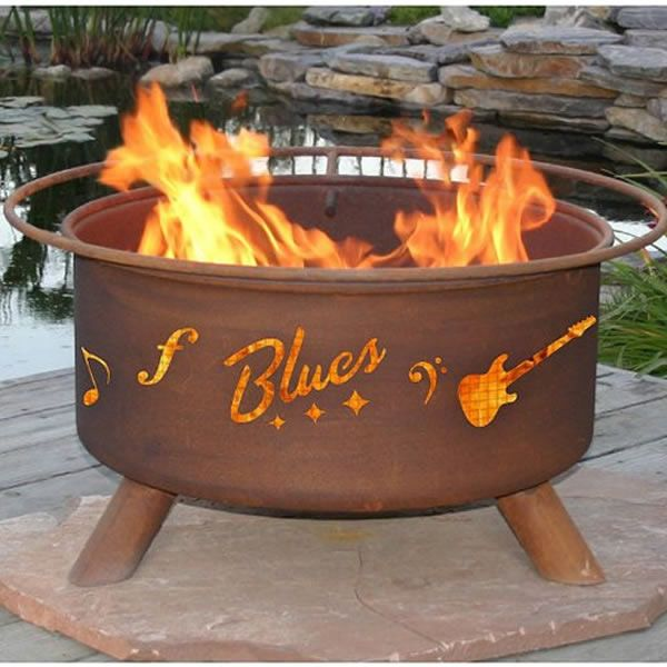 Music City Fire Pit image number 0