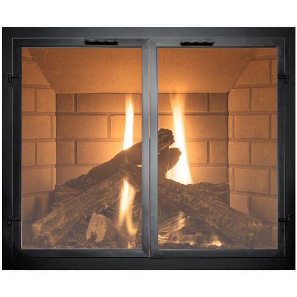 Normandy Masonry Fireplace Door image number 0