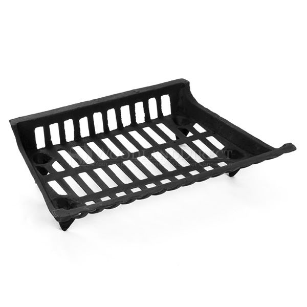 """Northern Flame Cast Iron Fireplace Grate - 24"""" image number 0"""