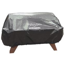Northern Lights Fire Pit Cover