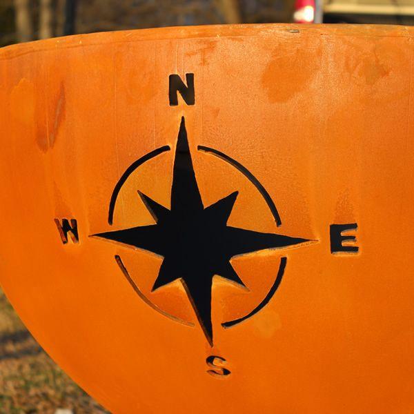 Navigator Wood Burning Fire Pit image number 1