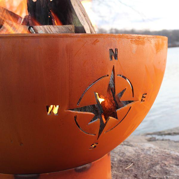 Navigator Wood Burning Fire Pit image number 3