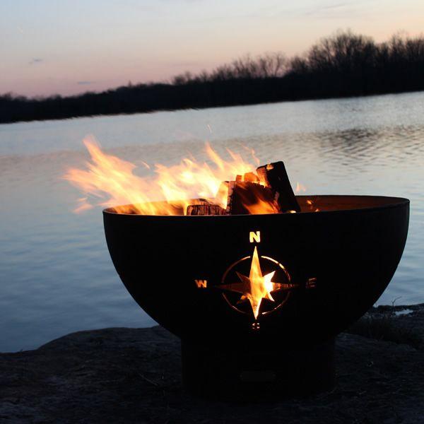Navigator Wood Burning Fire Pit image number 0