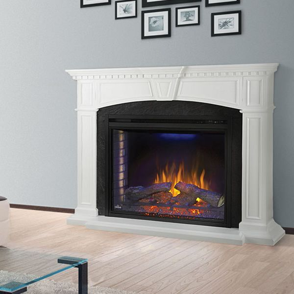 "Napoleon 33"" Ascent Electric Fireplace with Taylor Mantel image number 0"