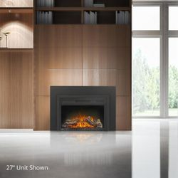 Napoleon Cinema Log 27 Built-In Electric Fireplace