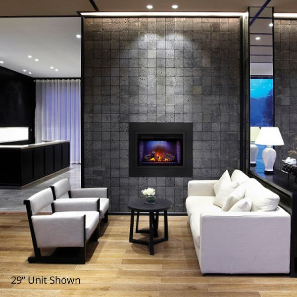 Napoleon Cinema Log 29 Built-In Electric Fireplace image number 0