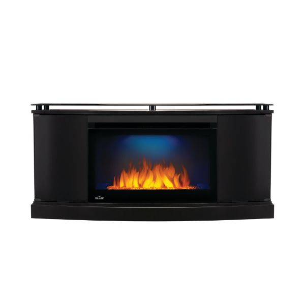 Napoleon Anya Electric Fireplace Entertainment Package image number 0