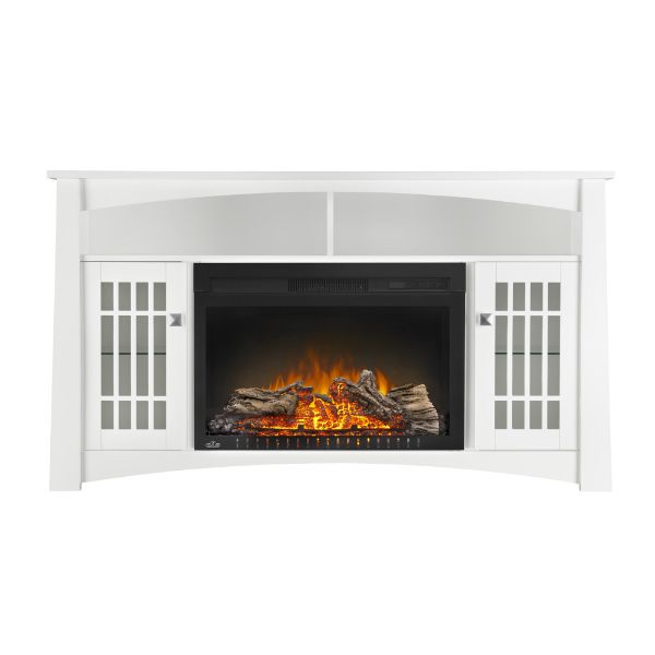 Napoleon Adele Electric Fireplace Entertainment Package image number 0