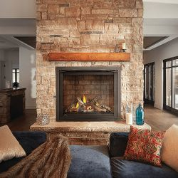 Napoleon AX42 Altitude X Direct Vent Gas Fireplace
