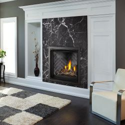 Napoleon AX36 Altitude X Direct Vent Gas Fireplace