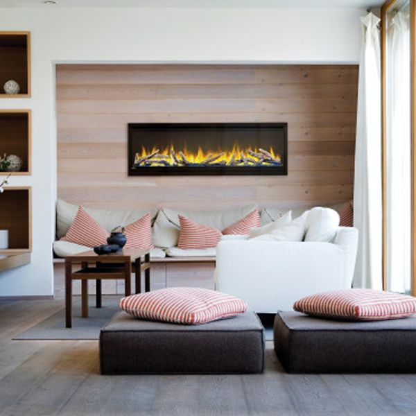 Napoleon Alluravision 50 Deep Electric Fireplace image number 0