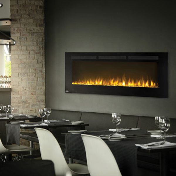 Napoleon Allure 50 Electric Fireplace image number 0