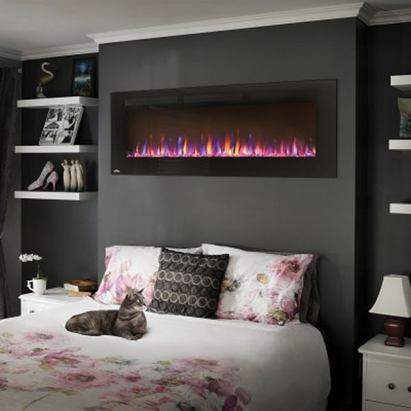 Napoleon Allure 60 Electric Fireplace image number 0