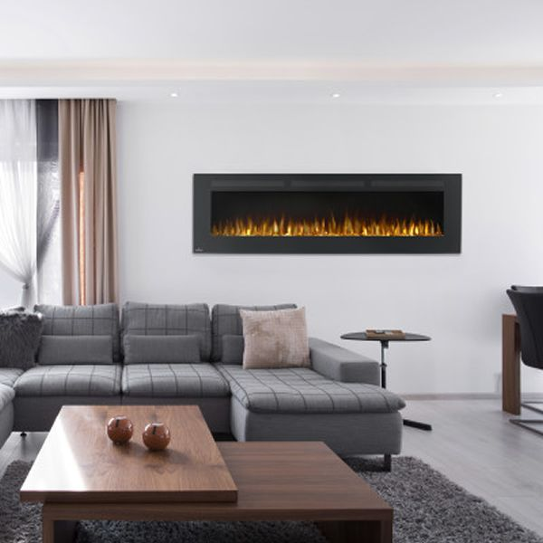 Napoleon Allure 72 Electric Fireplace image number 0