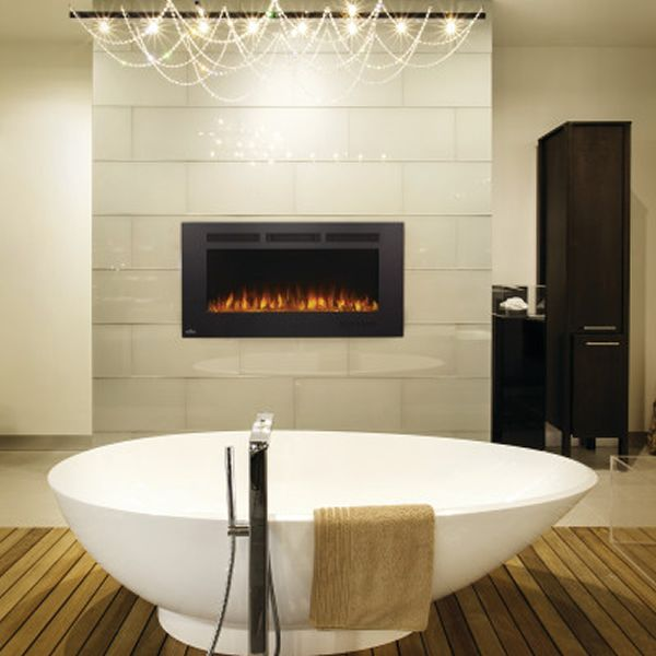 Napoleon Allure Phantom 42 Electric Fireplace image number 0