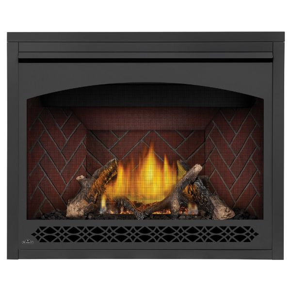 Napoleon Ascent X 42 Direct Vent Gas Fireplace image number 0