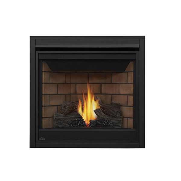 Napoleon B35 Ascent 35 Direct Vent Gas Fireplace image number 1