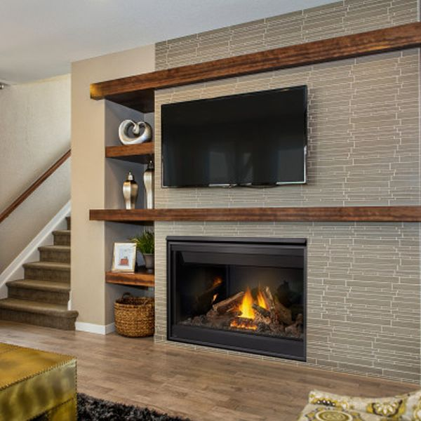Napoleon B46 Ascent 46 Direct Vent Gas Fireplace image number 0