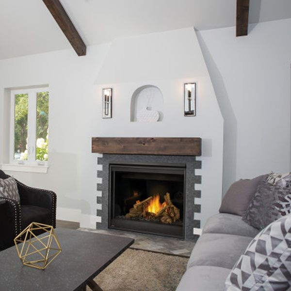 Napoleon B42 Ascent 42 Direct Vent Gas Fireplace image number 0