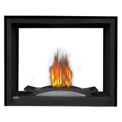Napoleon BHD4STFC See Through DV Gas Fireplace w/Fire Cradle