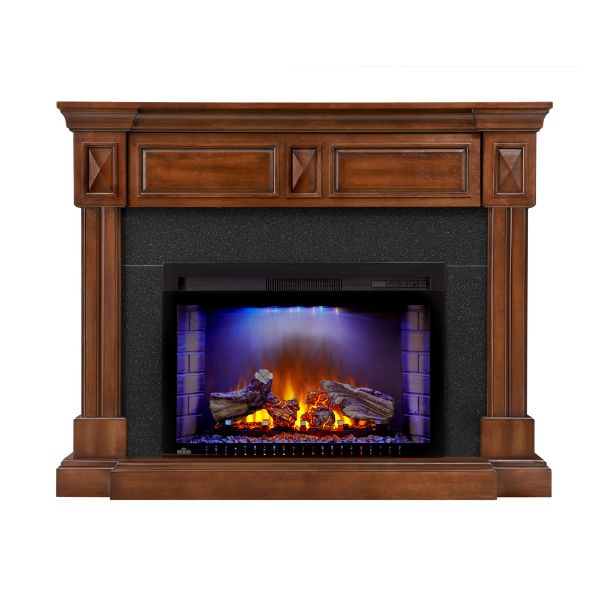 Napoleon Braxton Electric Fireplace Entertainment Package image number 0