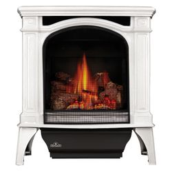 Napoleon GDS25 Bayfield Direct Vent Gas Stove - Winter Frost