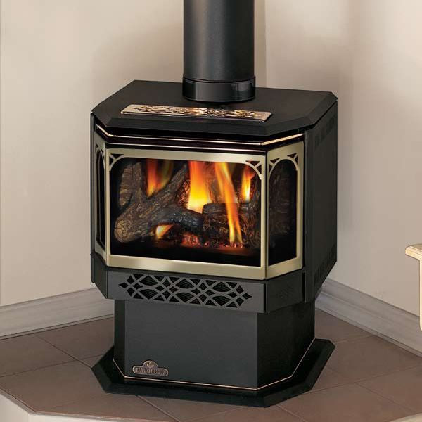 Napoleon GDS28 Haliburton Direct Vent Gas Stove image number 0
